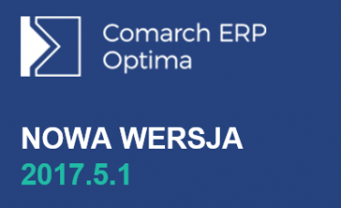 Comarch ERP Optima 2017.5.1