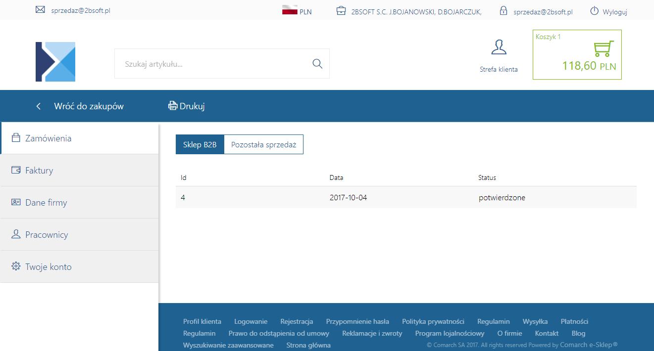 Comarch E Sklep Nowa Wersja 2017 5 Systemy Erp